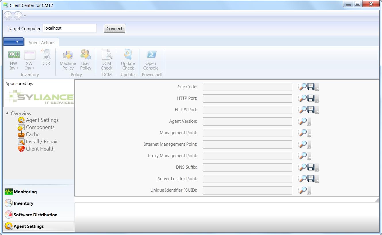 ConfigMgr 2012] SCCM Client Center 2012 est disponible en