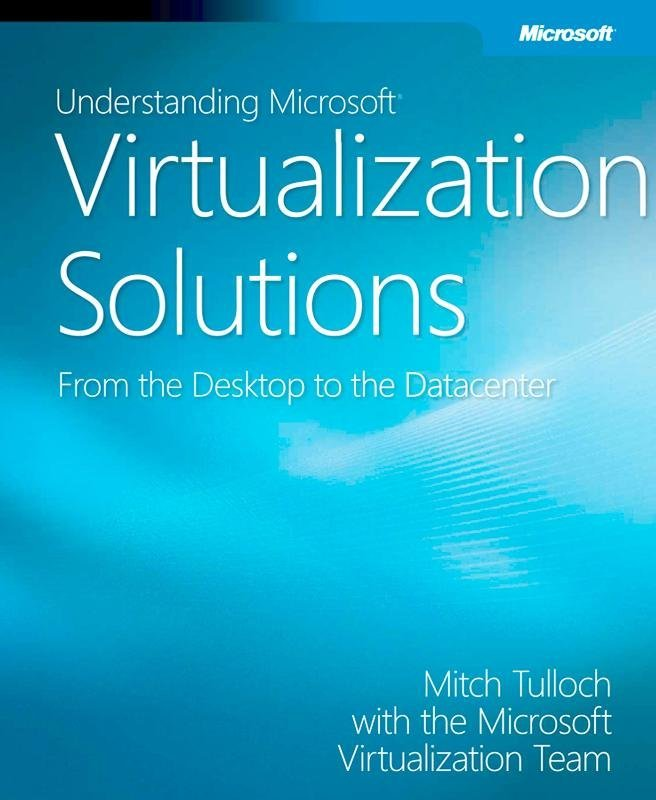 un ebook sur la virtualisation microsoft gratuit